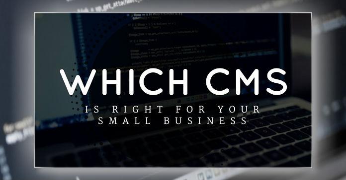 سیستم مدیریت محتوای مناسب برای طراحی سایت